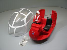2.WAHL: Kanzel incl Cockpitset f. LAMA