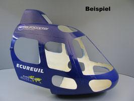 Frontscheiben für AS355 Ecureuil von Thundertiger