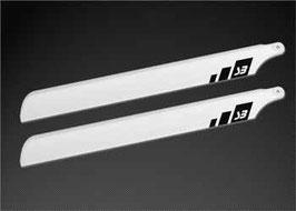 2.Wahl: 2-Blattsystem 350mm halbsymmetrisch von SpinBlades