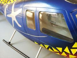 Cockpitfenster für die 450er AS350 Ecureuil von HeliArtist, Roban, Skyrush
