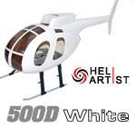 "HeliArtist 500D ""weiß"""
