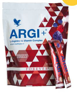 Argi+, 30 Sticks. 60 Portionen