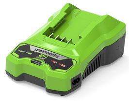Caricabatterie Greenworks 40V, G40UC