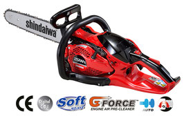 NEW! MOTOSEGA DA POTATURA/MULTIUSO A SCOPPIO SHINDAIWA 251 WS,  25cc BARRA DA 25cm