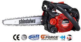 MOTOSEGA DA POTATURA A SCOPPIO SHINDAIWA 251 TCS-1.1,  25cc BARRA CARVING DA 20cm