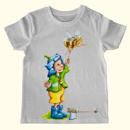 bee-shirt - Wichtel