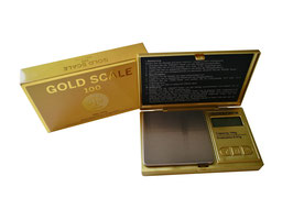 Waage Gold Scale