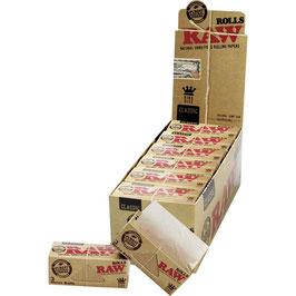 Raw Paper Rolls - Box