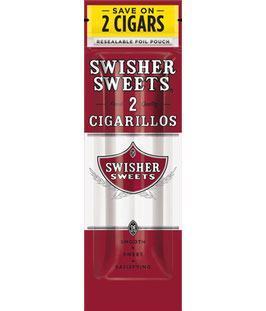 Swisher Sweets Cigarillos - Blunts