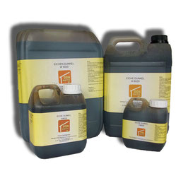 Holzbeize Eiche - dunkel  100 ml - 5000 ml