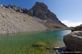 ALPES DE HAUTE PROVENCE, Haute valléé de l'Ubbaye, Lac Long