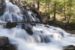 HAUTES ALPES, Cascade de Foncouvert