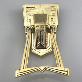 NA-ZK-07 Art Deco Zugklingel