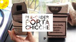 PREORDER - Porta Cicche Made in Carcere