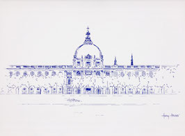 Illustration A3 Grand Hôtel Dieu Paysage