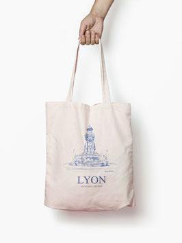 Sac Tote bag Lyon Jacobins