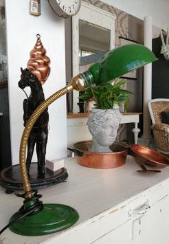 Antike Schreibtisch Lampe