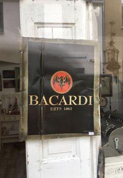 """Blechschild """"Bacardi"""""""