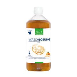 Waschlösung orange