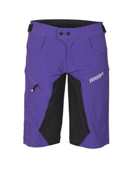 Zimtstern Shorts Taila - Purple