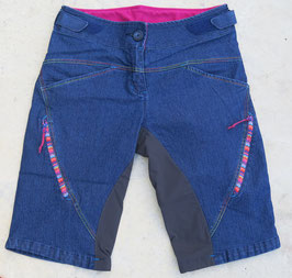 Crazy Shorts Downhill Woman Jeans