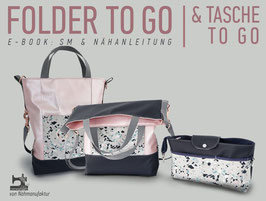 Kombi Folder to Go + Tasche to Go