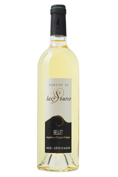 Vin Blanc AOP Bellet DOMAINE DE LA SOURCE