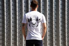"""T-shirt unisexe """"blanc Cra(*)e"""""""