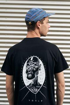 """T-shirt unisexe """"noir Vision"""""""