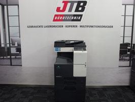 Konica Minolta Bizhub 227 MFP A3 s/w DigitalkopiererLaserdrucker Netzwerk-Drucker/Scanner Fax Nur 11.500 Seiten!