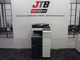 Konica Minolta Bizhub C224e Farblaserdrucker Scanner Netzwerkdrucker A3 MFP 3 Kass.