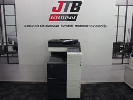 Konica Minolta Bizhub C308 • Multifunktionsdrucker Farblaserdrucker A3+ mit 2 Kassetten