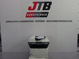 TA P-3025 wie Kyocera M2530dn MFP A4 (s/w): Digitalkopierer + Netzwerk-Drucker + Scanner + Fax
