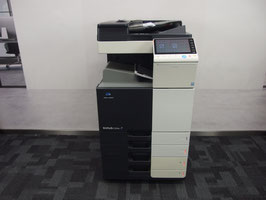 Konica Minolta Bizhub C224e A3/A4 Farblaserdrucker Kopierer Netzwerk-Laserdrucker Scanner 4 Kass.Top!