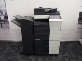 Konica Minolta Bizhub C558 MFP A3 Farblaserdrucker Farbkopierer Drucker Scanner