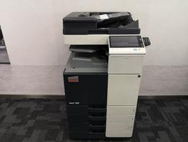 Develop Ineo +368 baugleich wie Bizhub C368 MFP A3 Farblaserdrucker Kopierer Netzwerkdrucker Scanner Fax!