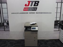 Canon IR-ADV 400i Multifunktionsgerät A4 (s/w): Digitalkopierer + Netzwerk-Drucker + Scanner + Fax