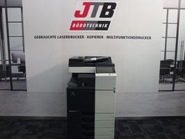 Konica Minolta Bizhub C284e Farbkopierer A3 Laserdrucker Netzwerkdrucker Scanner interner Finisher!