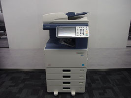 Toshiba eStudio 2555c A3/A4 Digital-Farbkopierer + Netzwerk-Farb-Laserdrucker + Scanner + Fax!