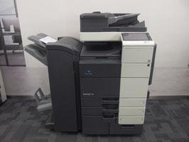 Konica Minolta Bizhub 758 DIN A3/A4 Laserdrucker Kopierer Netzwerk-Laserdrucker Scanner Broschüren-Finisher