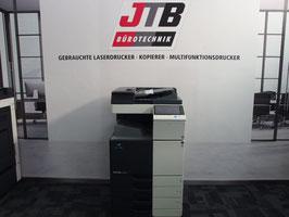 Konica Minolta Bizhub C224e Farblaserdrucker Kopierer A3 Laserdrucker Netzwerkdrucker Scanner Fax 4 Kassetten!
