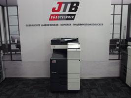 Develop Ineo +224e baugleich wie  Bizhub C224e Farblaserdrucker DIN A3/A4 Netzwerkdrucker Scanner Top Zustand!