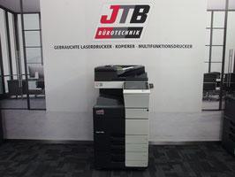Develop Ineo +458 baugleich wie Bizhub C458 MFP A3 Farblaserdrucker Kopierer Drucker DUAL-Scanner