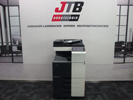 Konica Minolta Bizhub C308 • Multifunktionsdrucker Farblaserdrucker A3+ mit 4 Kassetten