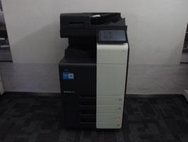 Konica Minolta Bizhub C250i DIN A3/A4 Farbkopierer Netzwerk-Laserdrucker mit 4 Kassetten und DUAL-Scan!