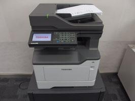 Toshiba eStudio 408s Multifunktionsgerät A4 (s/w): Digitalkopierer + Netzwerkdrucker + Scanner + Fax