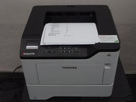 Toshiba eStudio 478p Laserdrucker Netzwerk DUPLEX nur 24.700 Seiten!