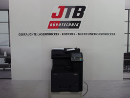 Kyocera Taskalfa 356ci A4 MFP Farbkopierer Netzwerkdrucker + Scanner