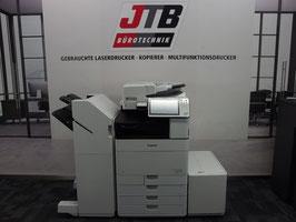 CANON IR Advance C5560i A3/A4 Profi-Farblaserdrucker Kopierer Scanner Netzwerkdrucker mit 4 Kassetten Finisher und opt. sep. Paper Deck Unit!!