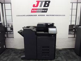 Kyocera Taskalfa 5052ci A3/A4 Digital-Farblaserdrucker Kopierer Netzwerk Scanner Fax Finisher